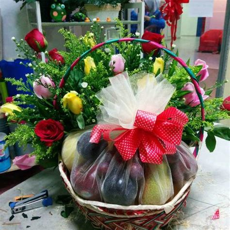 fruit basket delivery fruit baskets giftr malaysia s leading gift shop