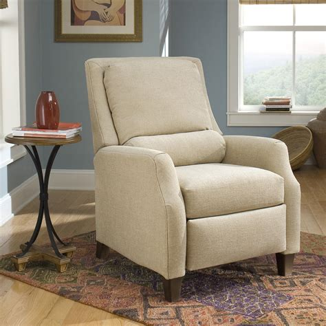 Upholstered Recliner Chairs by Smith Brothers Recliners Upholstered 3 Way Recliner With Legs Gill Brothers Furniture High