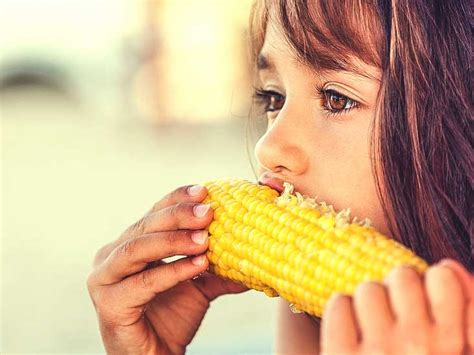 corn allergy    symptoms