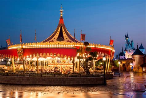 Hong Kong Disneyland 1day Pass Anak hongkong disneyland