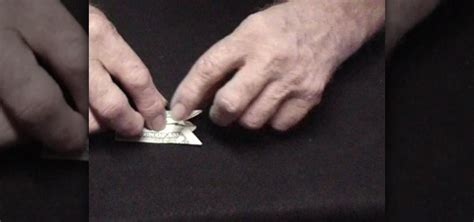 Origami Finger - how to origami a dollar bill finger puppet 171 origami