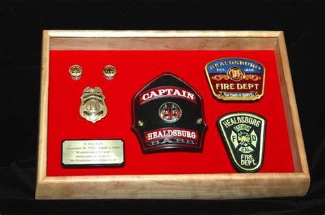 fire service ems shadow box gallery shadow box custom
