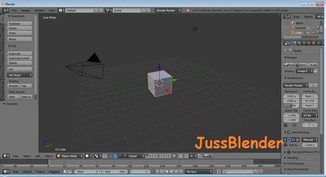 cara membuat gambar 3d dengan aplikasi blender cara membuat objek smooth dan mengkilap dengan blender 3d