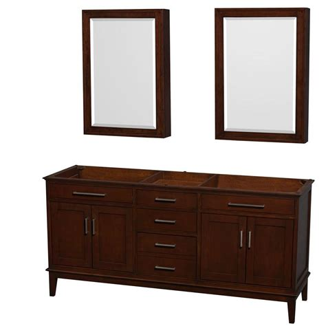 wyndham collection hatton 78 5 in vanity cabinet only in