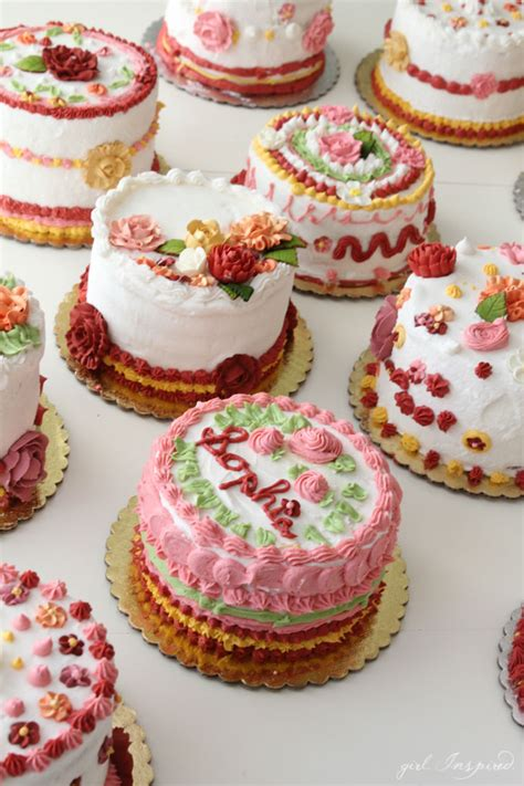 how to decorate cakes at home cake decorating party girl inspired