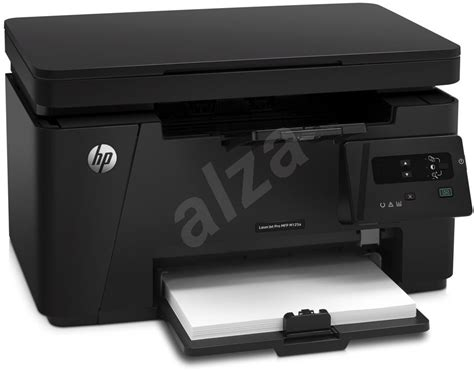 Printer Laserjet Pro Mfp M125a hp laserjet pro mfp m125a laser printer alzashop