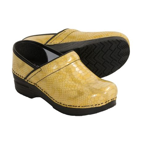 dansko clogs for dansko professional python print clogs for 3163h