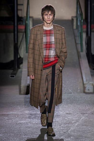 dries noten fall winter 2018 19 fashion shows vogue it