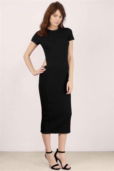 Baju Midi Dress Terlaris trendy black midi dress model baju muslimah batik terbaru 2018