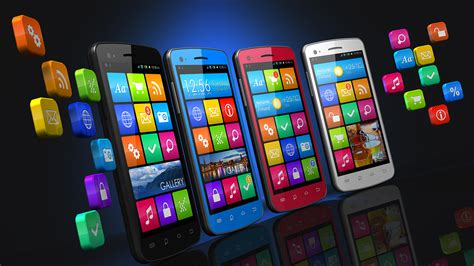 app mobile phone report smartphones reach nearly 77 percent in us