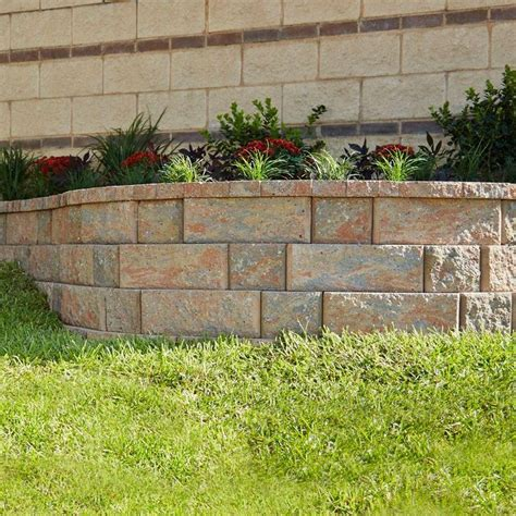 pavestone rockwall small 11 5 in x 7 in x 4 in palomino
