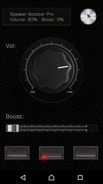 speaker booster apk speaker booster pro 1 1 8 apk for android