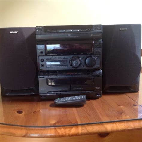 sony home stereo system model 771 for sale in blackrock