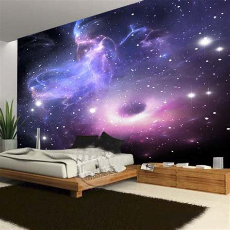 galaxy wallpaper bedroom galaxy wallpaper for bedroom walls bedroom review design