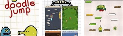doodle jump android 35 mejores juegos para android