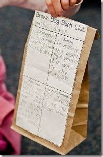 Brown Bag Book Report Grade by Grade Fairytales Ten Pin Linky Reading Ideas Giveaway Reminder For The Classroom