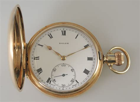 mint 9k gold rolex pocket chester 1911 1911
