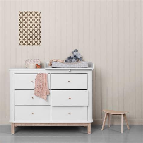 cassettiere fasciatoi fasciatoio piccolo per cassettiera wood con 6 cassetti by