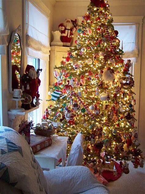 amazing christmas interiors amazing tree trees decor