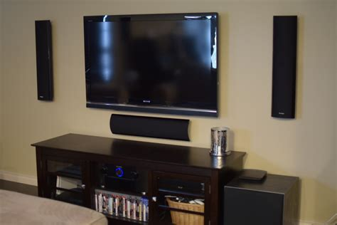 rike255 s home theater gallery new wall mounted home