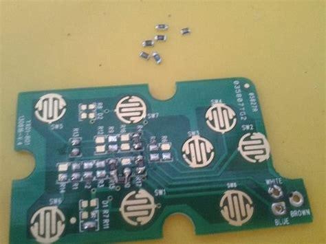 gambar resistor smd diy update remote setir unit dengan resistor smd syahrul73