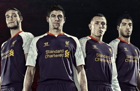 Jersey Liverpool Third 2012 2013 liverpool new third kit 2012 13 lfc 3rd europa league