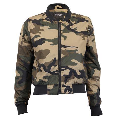 Best Seller Jaket Harrington Jaket Taslan Parka Jaket Bomber Wanita camo jackets brave soul womens coat ma1 padded harrington bomber ebay