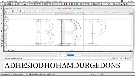 fontlab design fontlab studio 5 classic pro font editor for mac and windows