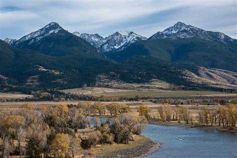yellowstone river fishing guides montana angler - Madison River Boat Rs