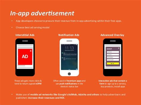mobile advertisement mobile app advertisement for beginners