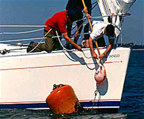 mooring buoy boat exam waypoint amsterdam cwo zeilschool rya training centre