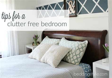 clutter free bedroom clutter free bedroom tips from beddingstyle com