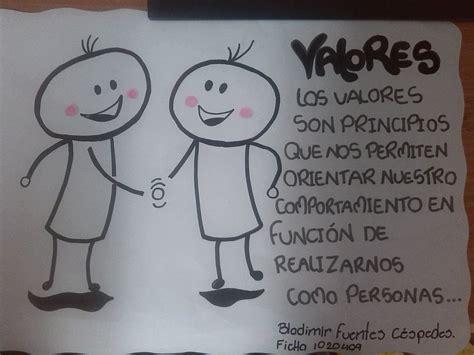 imagenes infantiles que representen los valores ficha 1020409 choachi dibujos representativos de los valores