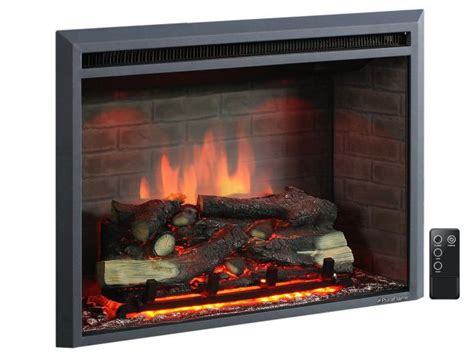 puraflame western 33 quot electric firebox fireplace heater review