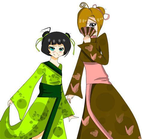 Dress Ayumi piyu ayumi in japanese dress by utaupanda on deviantart