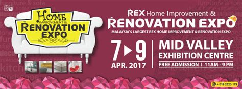 rex renovation expo 2018 rex home improvement and renovation expo 7 9 april 2017 renotalk