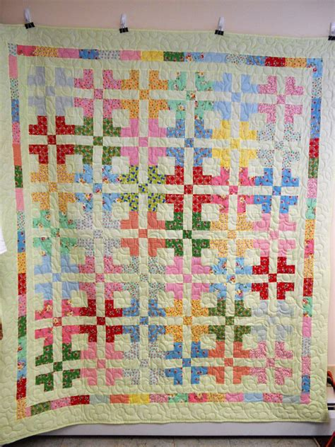 Handmade Quilt Sizes - handmade size quilt remember when quilt 1930 s and