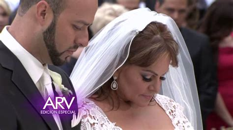 imagenes del vestido de novia de jenny rivera jenni rivera la boda del a 241 o parte 4 youtube