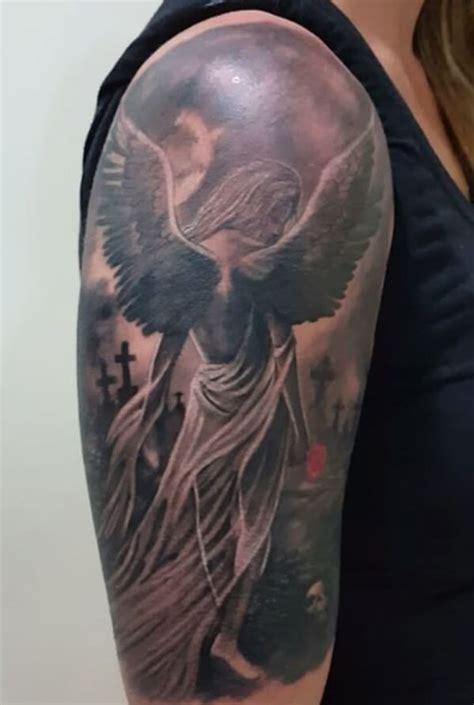 30 angel tattoos designs pretty designs tattoos design ideas 30 most beautiful angel tattoo