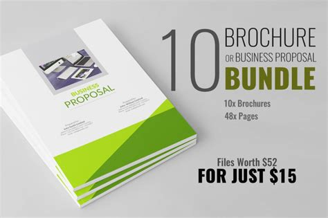 proposal cover design inspiration 70 modern corporate brochure templates design shack