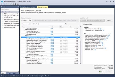 Microsoft Sql Server updated sql server docs microsoft docs