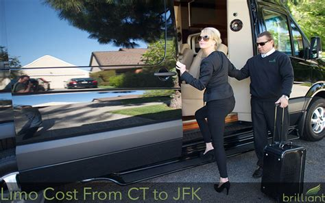 Limo Service Cost by How Much Does A Limo To Jfk From Ct Cost