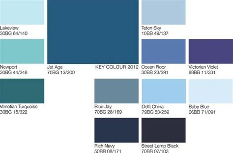 types of blue color pale blue color my world pinterest ocean color
