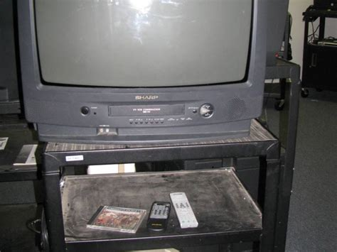 Tv Panasonic A410 sharp vcr pictures to pin on pinsdaddy