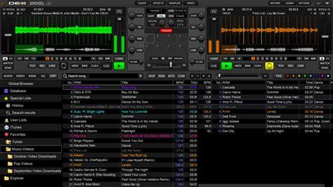 pcdj dex pro dj software free download full version pcdj dex 3 pcdj
