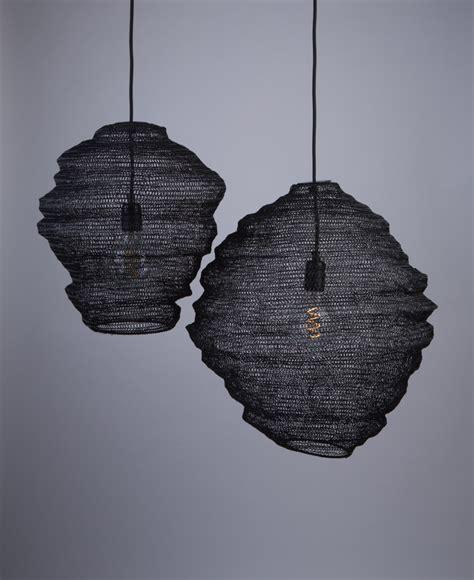 Nest Lighting by Baya Nest Lights Metal Mesh Pendant Lights Dowsing