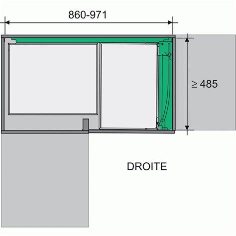 Placard D Angle 965 by Plateaux Pour Meuble D Angle De Cuisine Magic Corner
