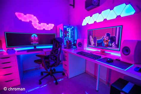crazy gaming setup  worth   ultralinx