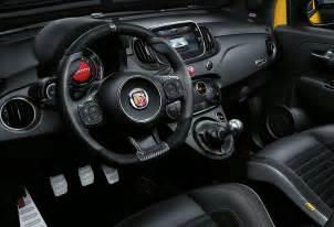 Fiat 500 Abarth Competizione Fiat 500 Abarth 595 Competizione Km 0