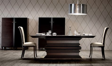 13 modern dining tables from top luxury furniture brands - Luxury Modern Dining Tables